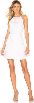 Karina Grimaldi Pope Mini Dress