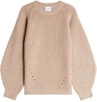 Claudia Schiffer Pullover with Wool and Cashmere