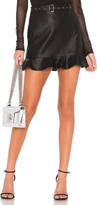 About Us Kyla Ruffle Skirt