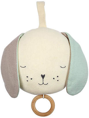 Lullaby Pooch Baby Toy - Ivory - Meri Meri