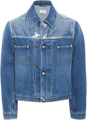Maison Margiela Faded Denim Jacket