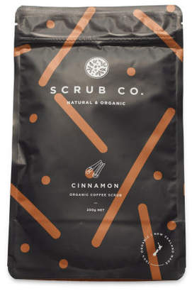 Made In New Zealand 7.05oz Cinnamon Coffee Scrub