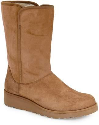 UGG Amie - Classic Slim(TM) Water Resistant Short Boot