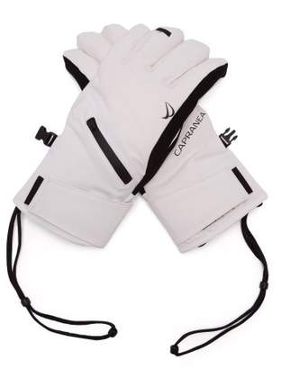Capranea - Charlotte Ski Gloves - Womens - White
