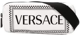 Versace logo-print belt bag