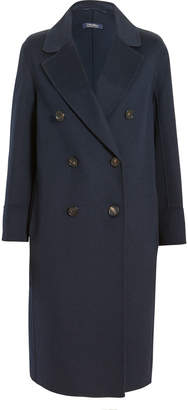 Max Mara 'S India Oversized Peacoat