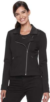 Apt. 9 Women's Moto Jacket