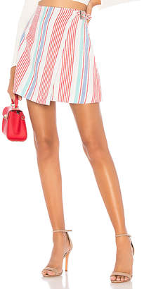 L'Academie The Chaco Mini Skirt