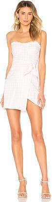For Love & Lemons Dixie Mini Dress