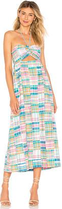 Petersyn Athena Midi Dress