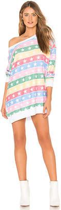 Wildfox Couture Stellar Stripe Roadtrip Sweater