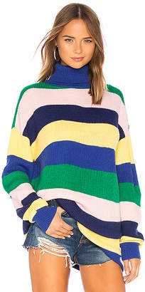 Lovers + Friends Marianne Stripe Sweater