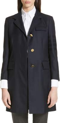 Thom Browne 4-Bar Jacket