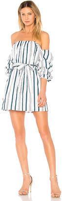L'Academie The Puff Sleeve Dress