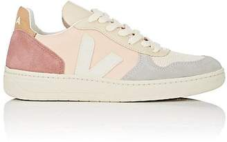Veja Women's V-10 Leather & Suede Sneakers