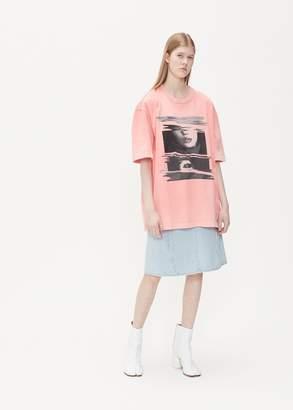 Maison Margiela Short Sleeve Graphic T-Shirt