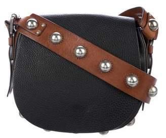 Michael Kors Equestrian Saddle Bag