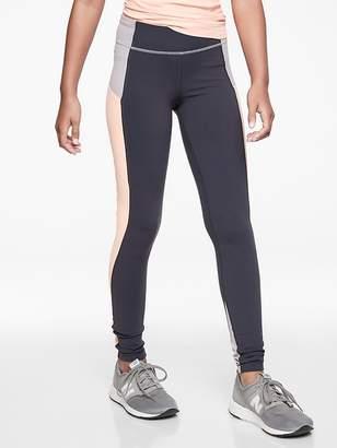 Athleta Girl Colorblock Stash Pocket Tight