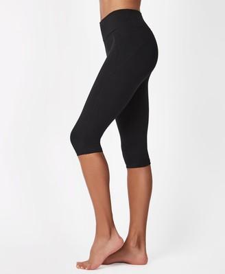 Sweaty Betty Contour Crop Workout Leggings