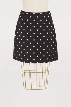 Vivetta Klee mini skirt