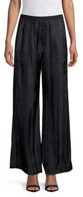 Marc Jacobs Women's Wide-Leg Pants - Black - Size 0