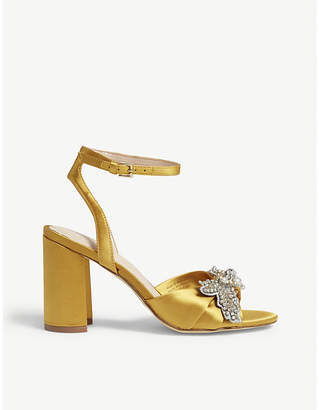 Aldo Sansperate embellished block heel sandals