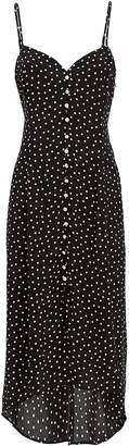 Intermix Linette Polka Dot Dress