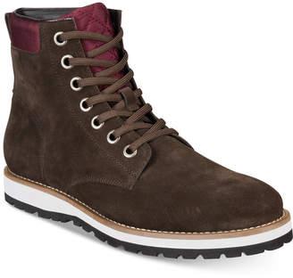 Bar III Men Dalton Lace-Up Boots, Men Shoes