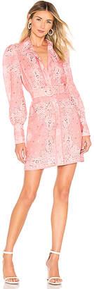 Zimmermann Heathers Bandana Shirt Dress