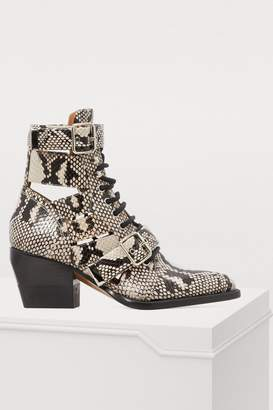 Chloé Reylee ankle boots