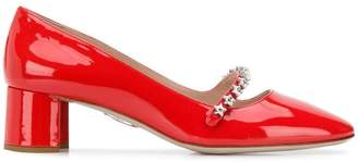 Miu Miu embellished Mary Jane pumps