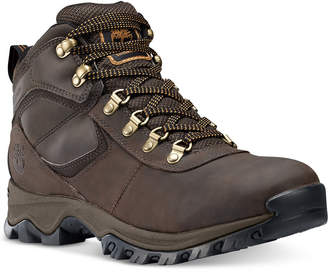 Timberland Men Mt. Maddsen Waterproof Hiking Boots Men Shoes