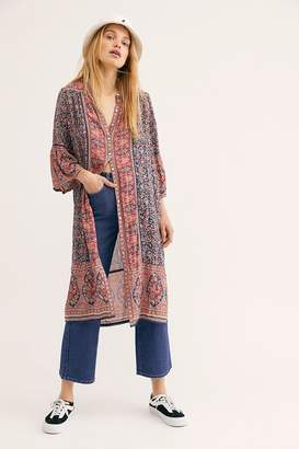 Spell And The Gypsy Collective Jasmine Midi Tunic Dress
