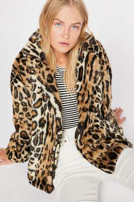Kate Leopard Coat