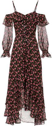 Intermix Beatrix Floral Dress