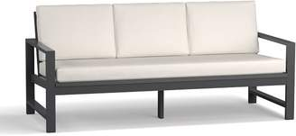 Pottery Barn Metal Sofa