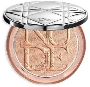 Christian Dior Diorskin Nude Luminizer Shimmering Glow Powder - Bronze