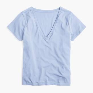 J.Crew Supersoft Supima® V-neck T-shirt