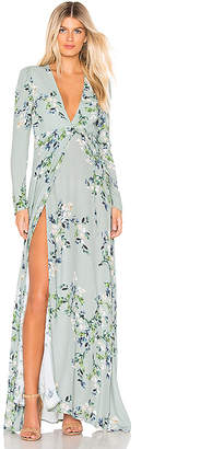 Flynn Skye Kate Maxi Dress