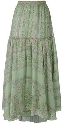 Giambattista Valli printed maxi skirt