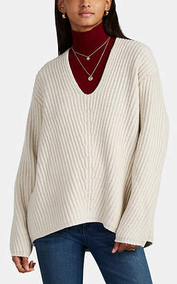 Acne Studios Women's Deborah Wool Sweater - Beige, Tan