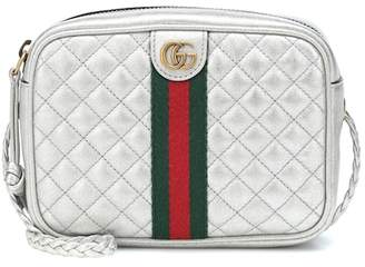 Gucci GG quilted leather crossbody bag