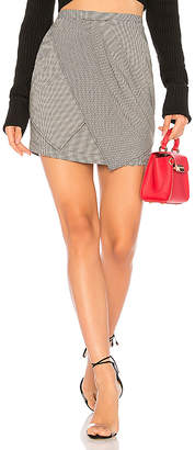 BCBGeneration Twist Mini Skirt