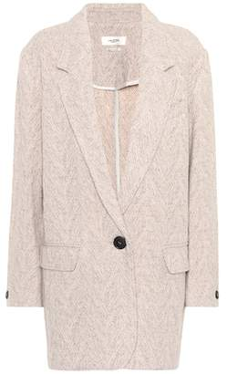 Etoile Isabel Marant Isabel Marant, Étoile Floyd wool-blend blazer