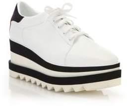 Stella McCartney Women's Creeper Sneakers - White - Size 40 (10)