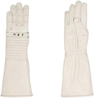 Calvin Klein Leather Gloves
