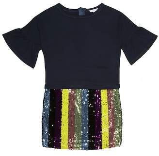 Little Marc Jacobs Sequined dress