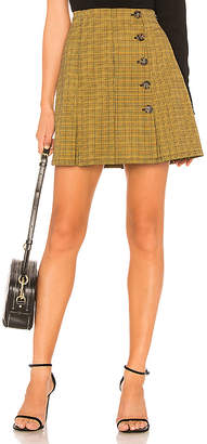 L'Academie The Micaela Mini Skirt