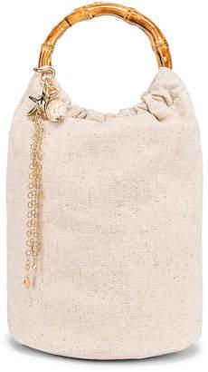 Ettika Shell Bucket Bag