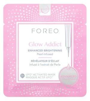 Foreo UFO Glow Addict Sheet Masks Set of 6